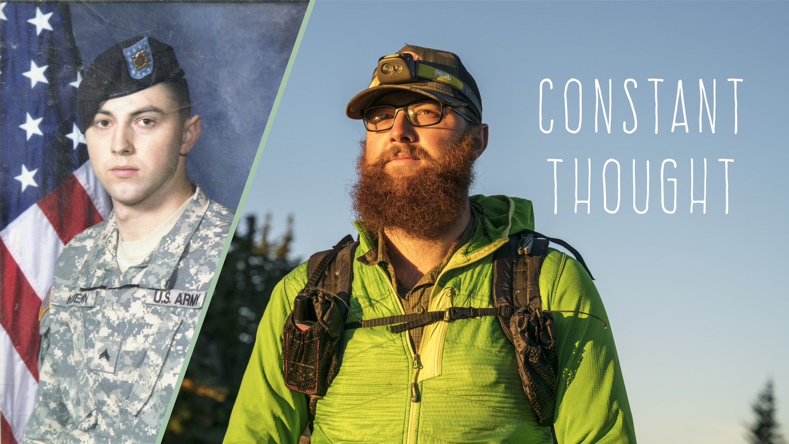 Exploring the therapeutic benefits of time spent outdoors, from the perspective of outdoorsman and Iraq War veteran Brandon Kuehn.
