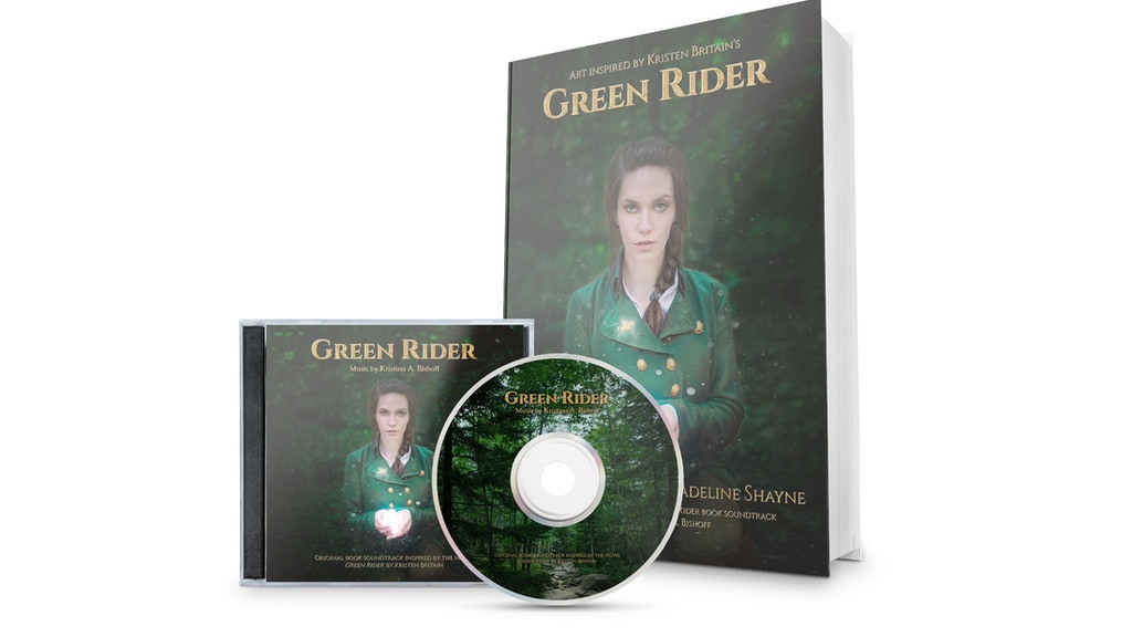 """Green Rider"" Book Soundtrack & Art Book project video thumbnail"