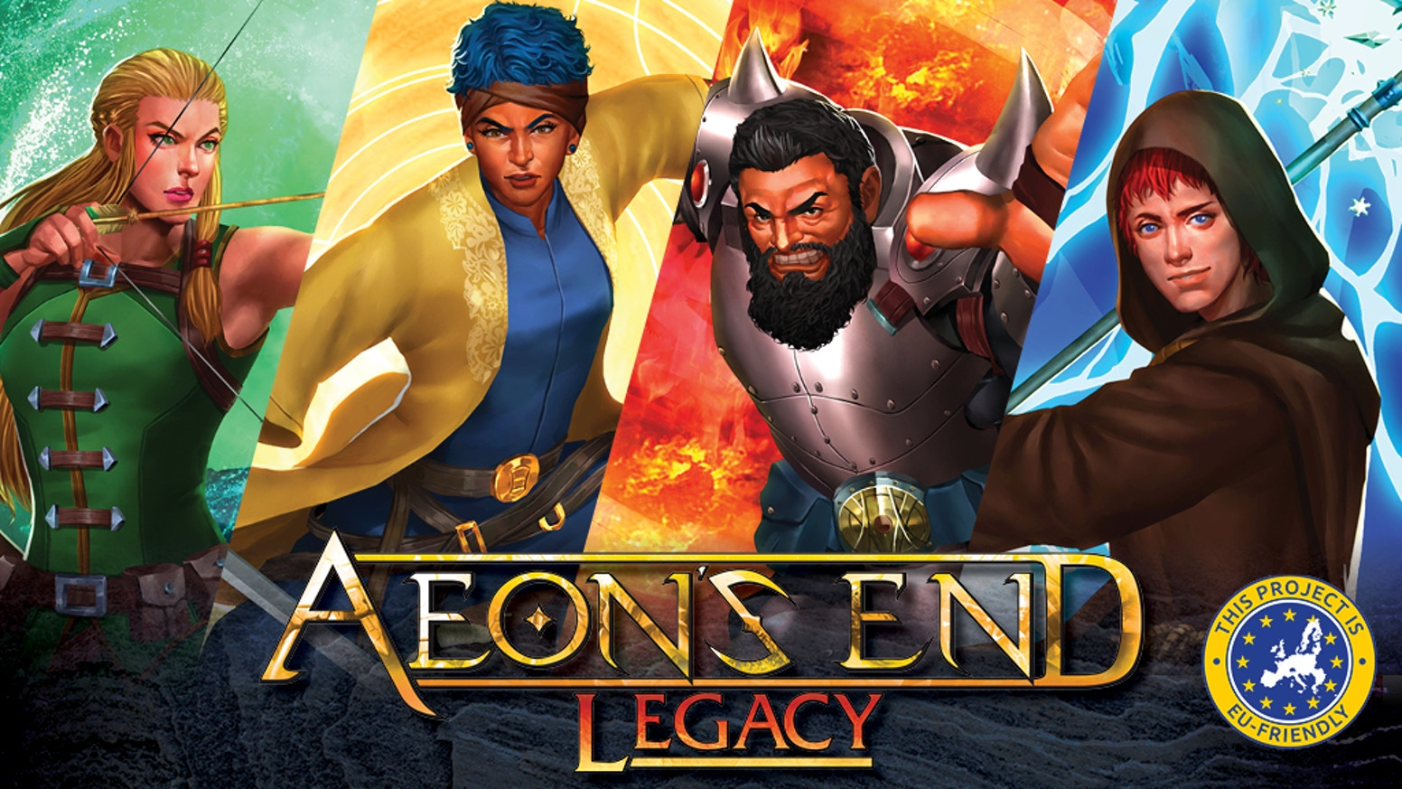 Aeon's End: Legacy is the top crowdfunding project launched today. Aeon's End: Legacy raised over $621695 from 5117 backers. Other top projects include The Thinking Egg | It's Time To Slow Down, Cooks & Crooks - Experience the satisfaction of ruining food, Kakuri...