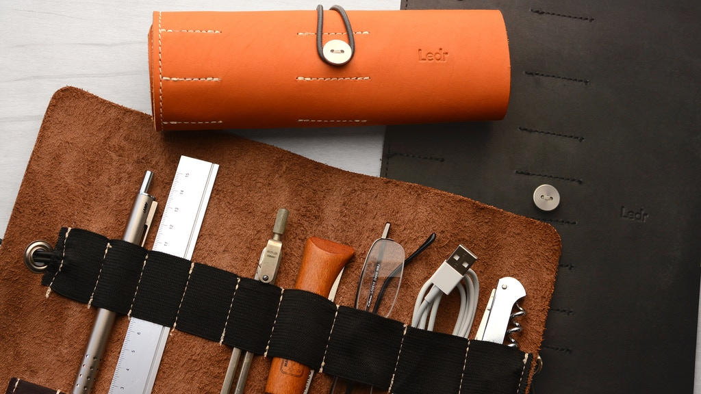 Ledr: the tool roll for everyone! project video thumbnail