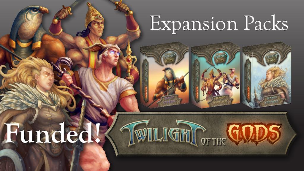 Twilight of the Gods: Seasons of Revelation Packs project video thumbnail