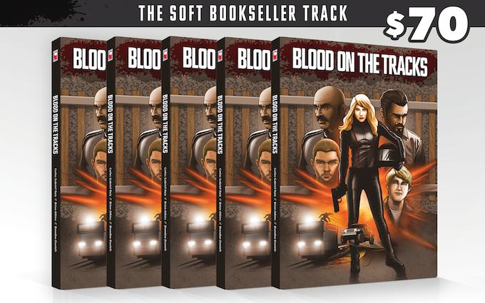 THE SOFT BOOKSELLER TRACK Reward