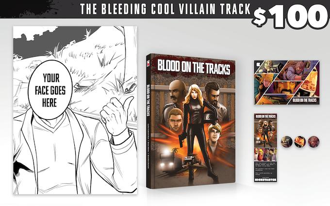 The Bleeding Cool Villain Track