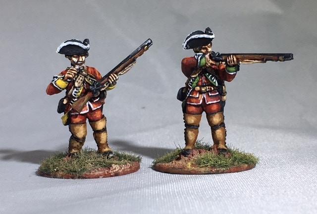 British Regulars