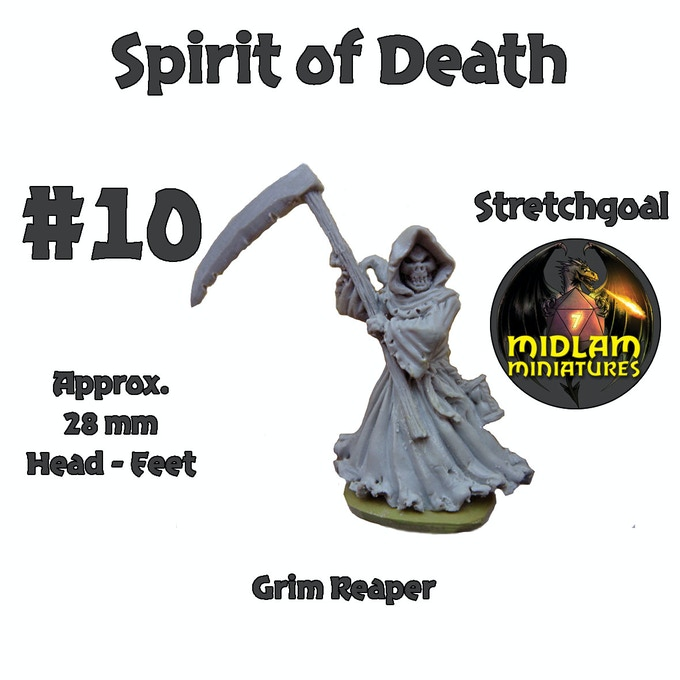 The Spirit of Death