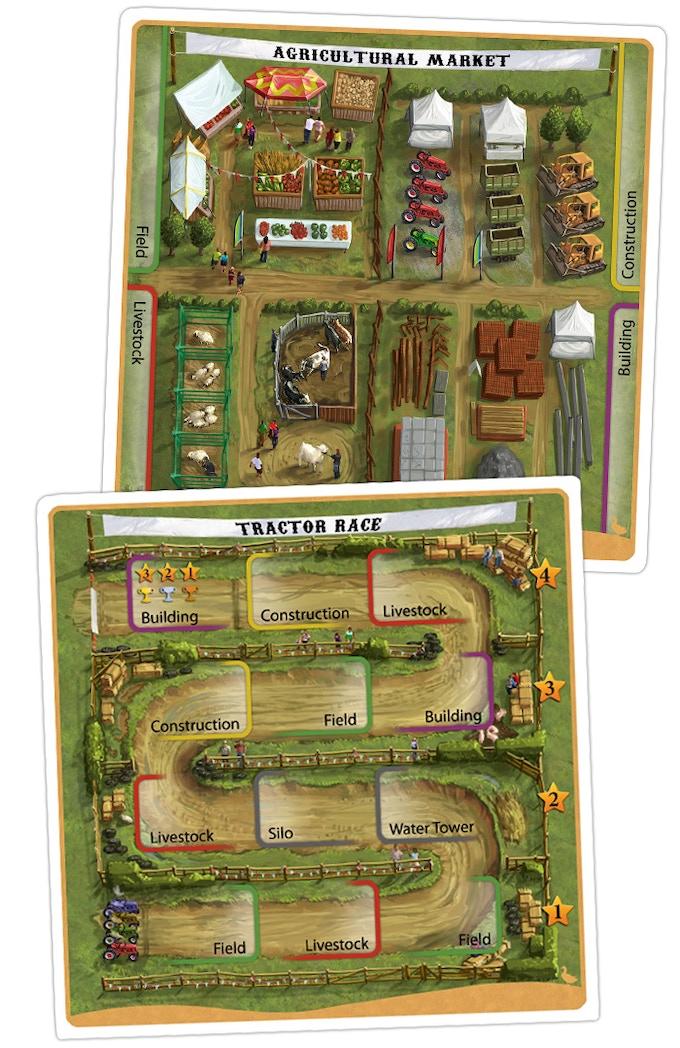 Fields of Green - Grand Fair by Artipia Games — Kickstarter