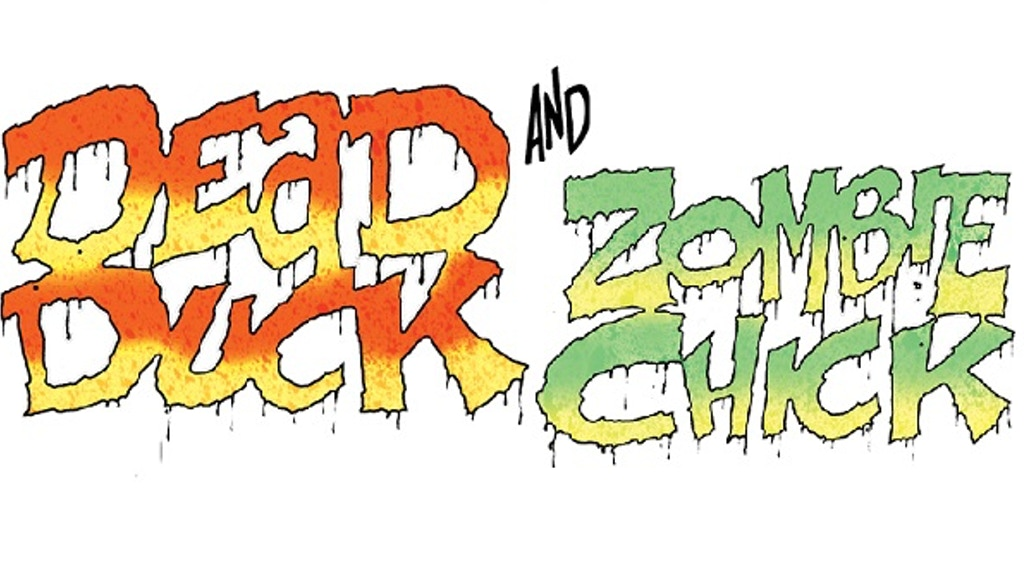 Dead Duck & Zombie Chick Radio Show (vinyl pressing) project video thumbnail