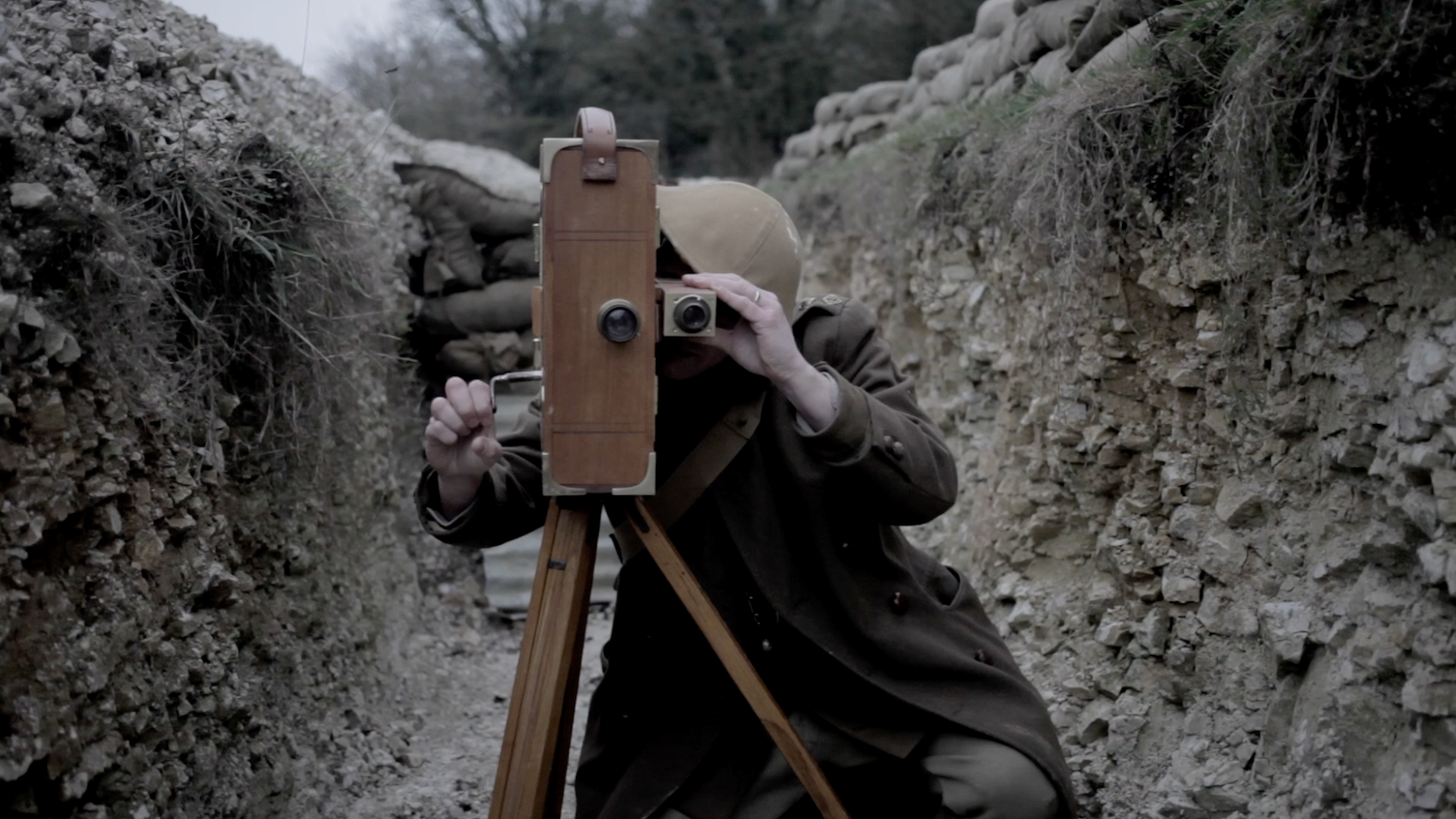 A First World War short film  co-directed by a filmmaker and a military historian. A factually-accurate reconstructive drama of a cinematographer on the first day of the Somme.