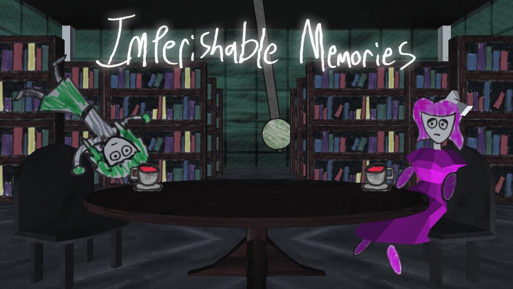 Imperishable Memories - Narrative Angst Shmup Game project video thumbnail