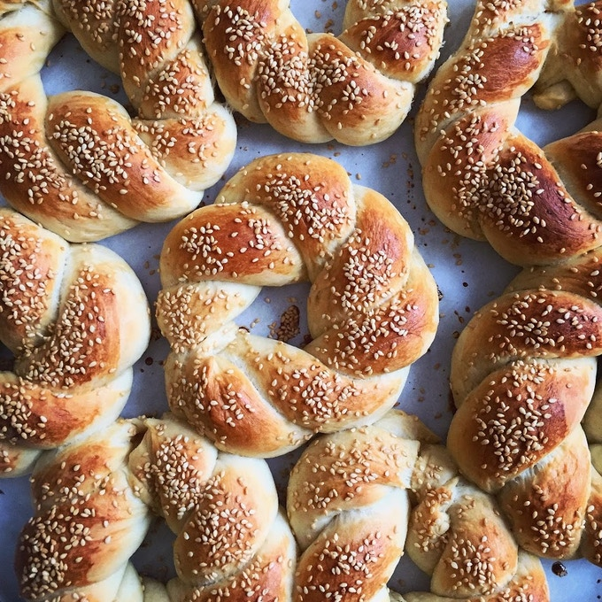 Turkish Style Bagels