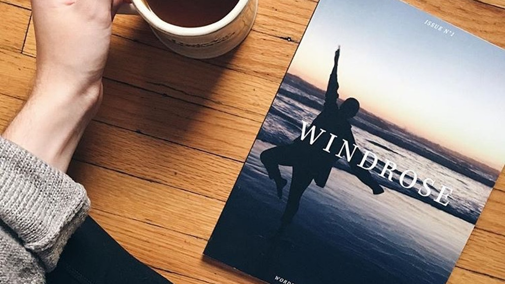 Windrose Magazine Issue 2 project video thumbnail