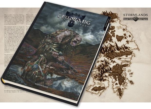 Regional Sourcebook - Stormlands