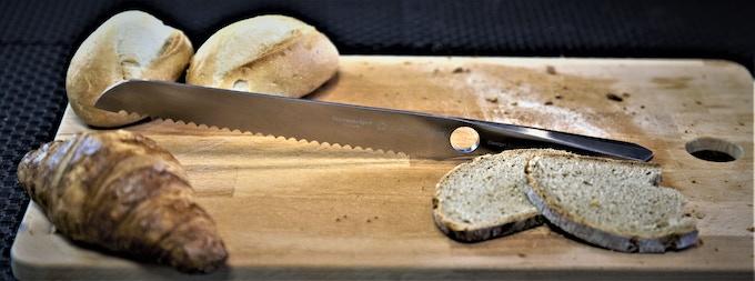 Achilles Bread Knife