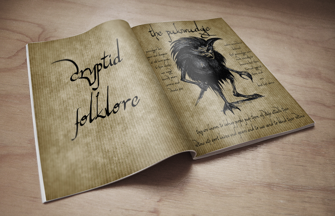 Discover more about the Cryptids in the index