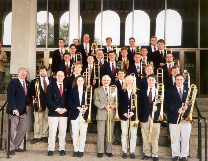 You can never have enough trombones.