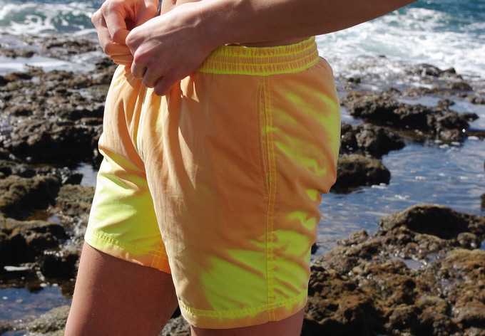 a823258de9 SEA'SONS - World's first color changing swim shorts by Tom van ...