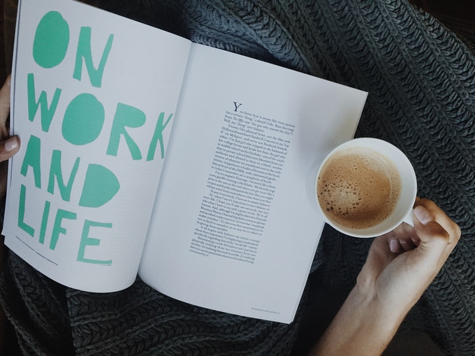 Find articles on career + more inside!