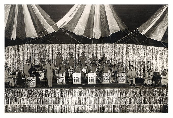 The Airmen of Note were a top-flight jazz band, and remain so to this day