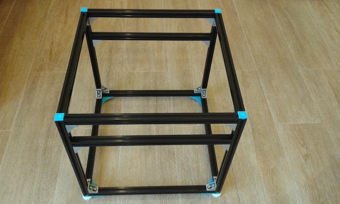 Aluminum 20mm frame