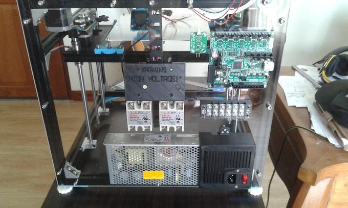 RamBo 1.3 Printer Controller