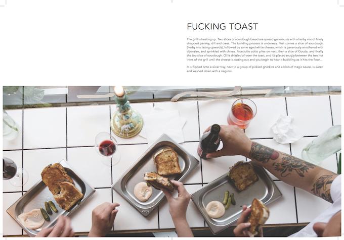Fætter Fætter: Fucking Toast