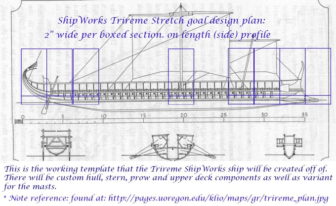 $3000: first unlock ship unlocked: trireme style (for all backers with the  all unlocked ships reward)
