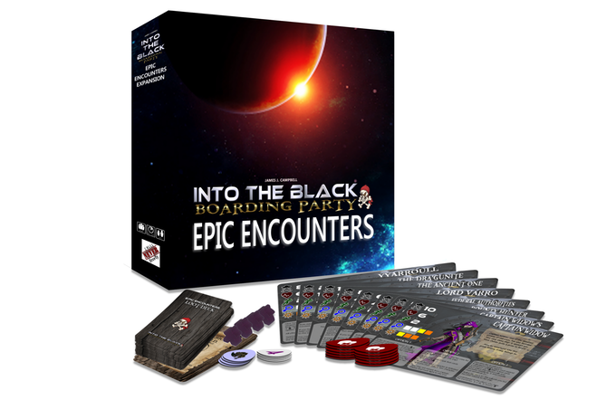 EPIC Encounters Expansion