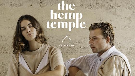 The Hemp Temple: sustainable style, hemp is hope