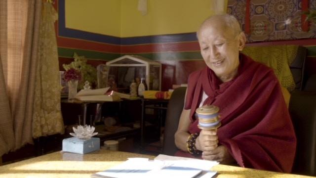 Nubpa Konchok Tenzin Rinpoche
