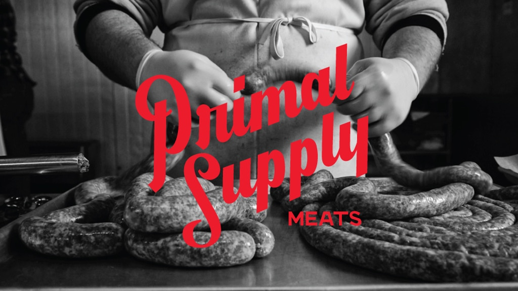 Primal Supply Meats Butcher Shop project video thumbnail