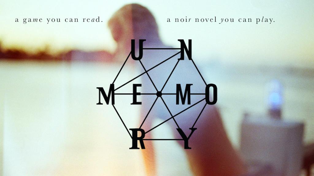 unmemory. an interactive escape book game. miniatura de video del proyecto