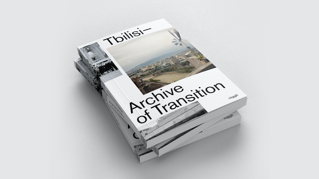 Tbilisi – Archive of Transition project video thumbnail
