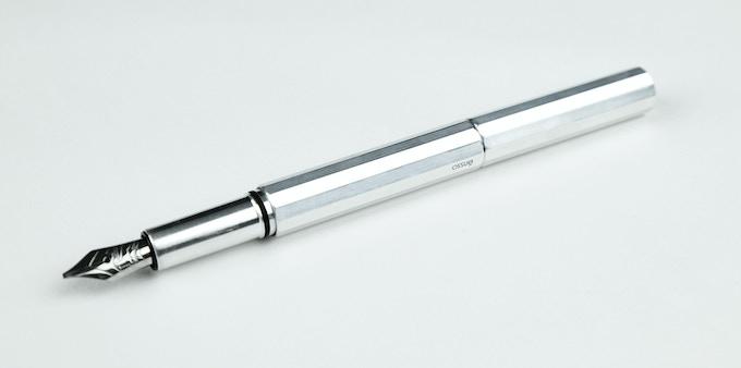 XS raw aluminum - ready to write
