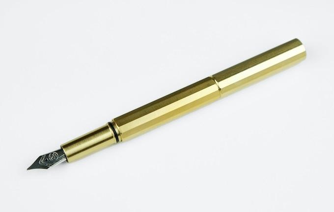 XS brass - ready to write