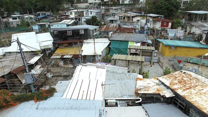 The slum where I grew up