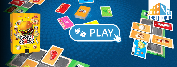 Try the game online at Tabletopia