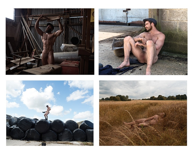 (above) A few photos from LADS, ( censored here.)
