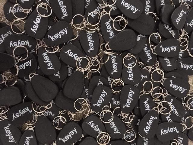 Keysy - The Key Card/Key Fob Duplicator by Tiny Labs