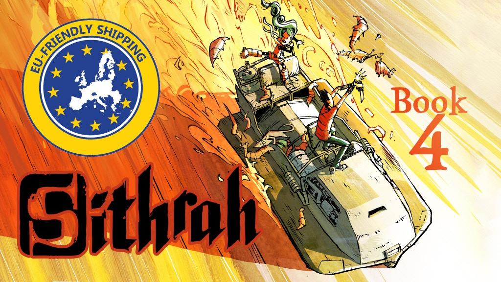 Sithrah - Book 4 project video thumbnail