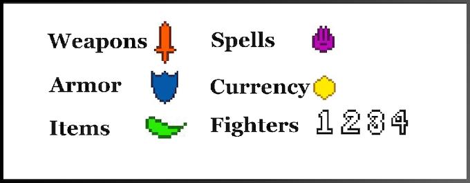 Card Type Symbols