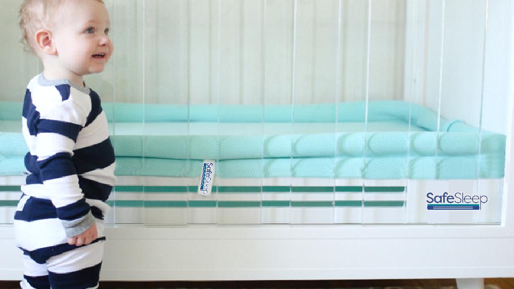 SafeSleep Breathe-THRU - World's Best Crib Mattress project video thumbnail