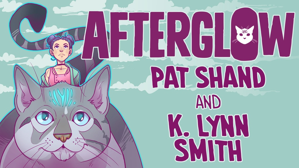AFTERGLOW - A graphic novel by Pat Shand & K. Lynn Smith project video thumbnail