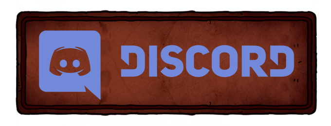 Chat with us on Discord!