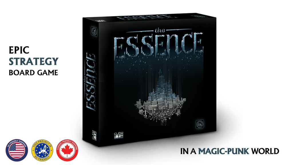 The Essence project video thumbnail