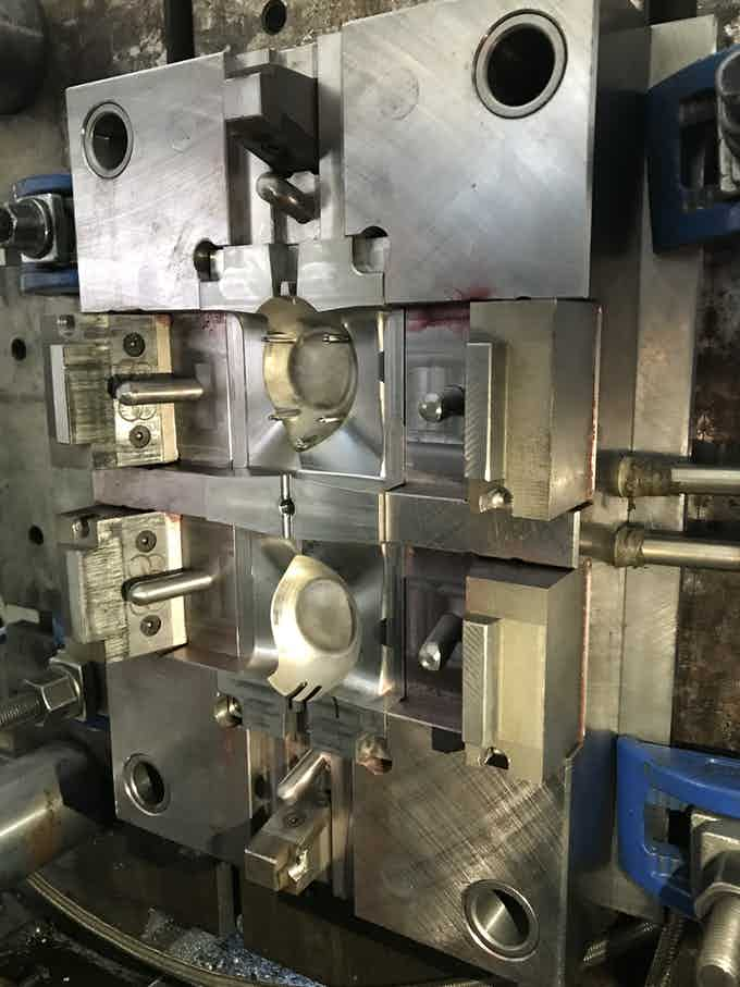 Tooling is ready, we are set to start production.