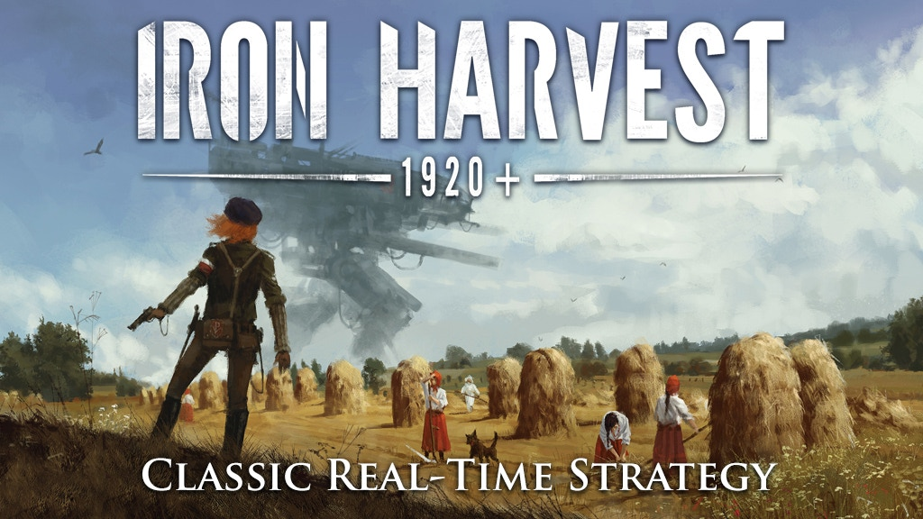 Iron Harvest project video thumbnail