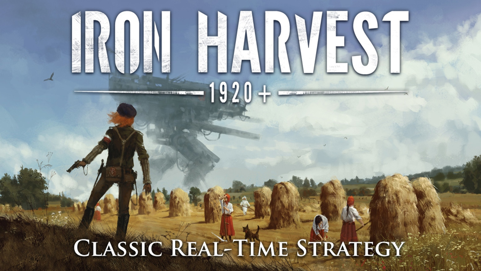 A classic real-time strategy game with an epic single player campaign, multiplayer & coop, set in the alternate reality of 1920+