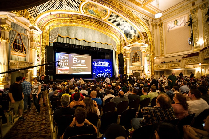 2016's MST3K Reunion Show at the State Theatre in Minneapolis.