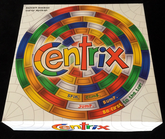 The Centrix Box Top