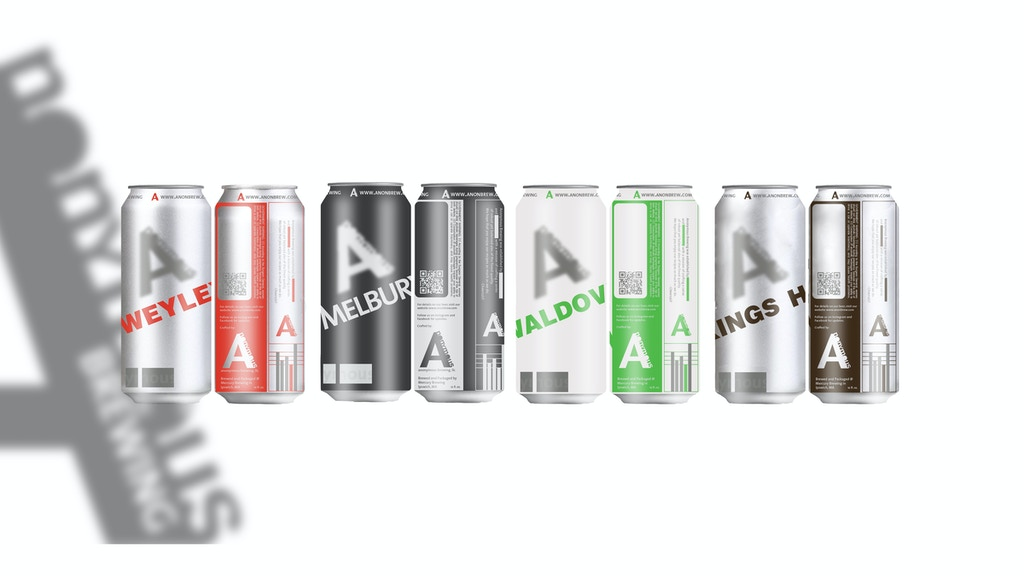 Project image for Anonymous Brewing Craft Beers